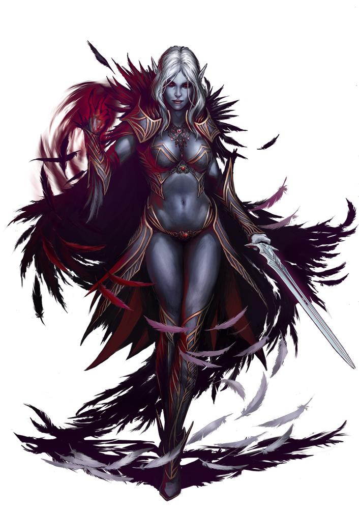 Sorceress Comm By Yamaorce On Deviantart