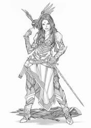 Pirate Design comm by YamaOrce