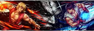 Ultra Street Fighter 4 Ryu-Ken