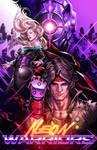 Neon Warriors-cover