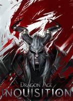 Dragon Age Inquisition - Qunari Inquisitor by YamaOrce