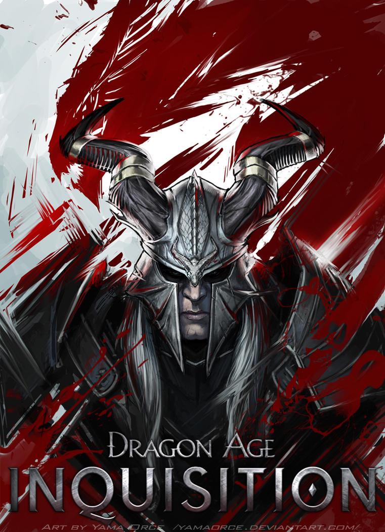 Dragon Age Inquisition - Qunari Inquisitor by YamaOrce on ...