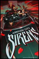 Arkham Sirens 3