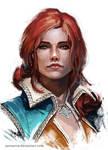 Triss Portrait