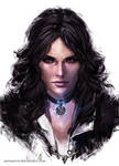Yennefer Portrait