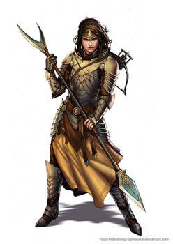 Pathfinder-Palace Guard