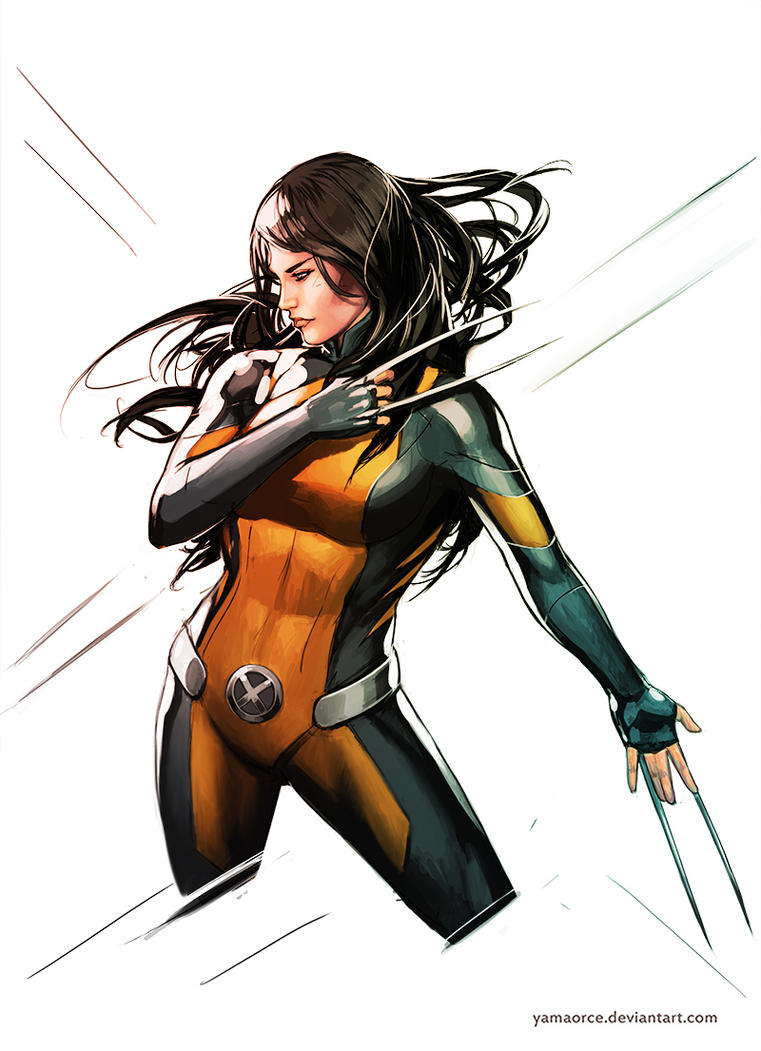 X23 By Yamaorce On Deviantart
