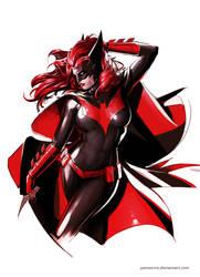 Batwoman by YamaOrce
