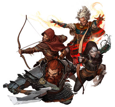 Merry Mercenaries