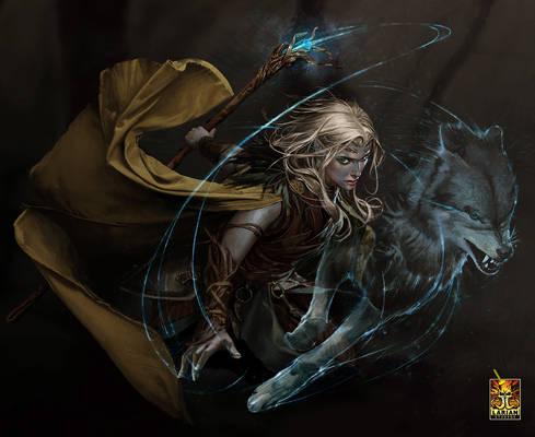 BG3 Druidess
