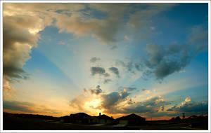 Sunset 2 by LeGreg