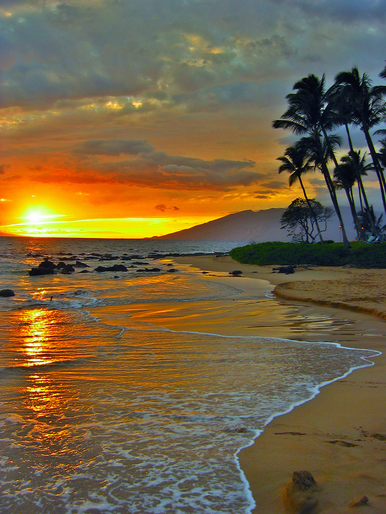 Beach by LeGreg