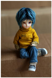 Little Levi by Vissepopje
