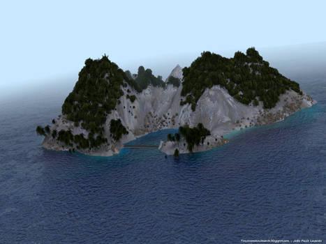 New Island Map