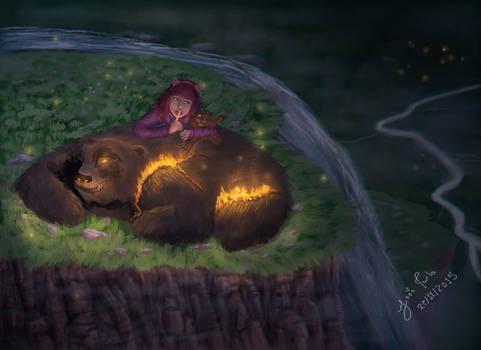 Annie - Somewhere safe to sleep