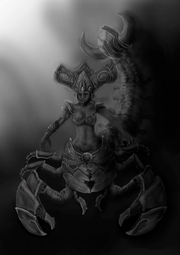 Zagara Queen of the desert by Panc0