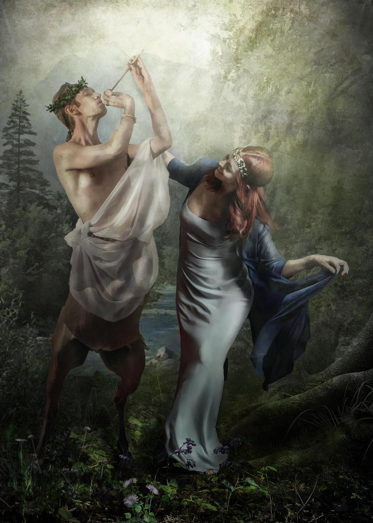 Satyr/Pan by Manink
