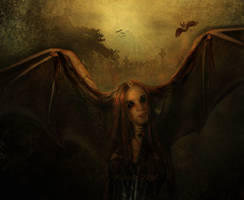 Bat by Madink-art