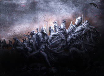Battlefield by Madink-art