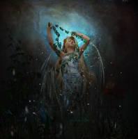 A midsummer night's dream by Madink-art
