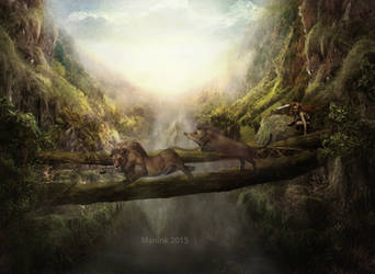 The Hunting by Madink-art