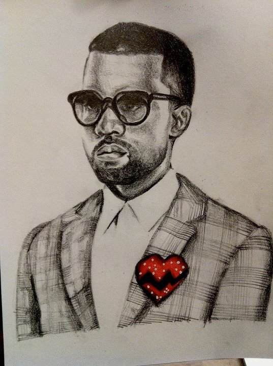 Kanye West Fan Artwork