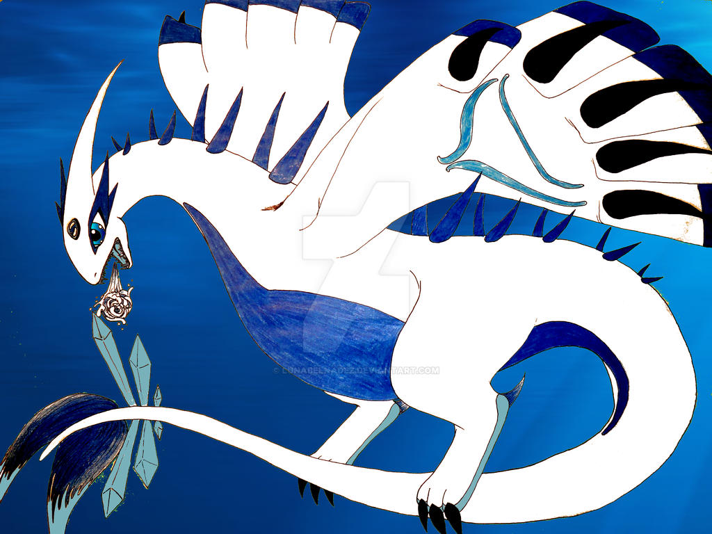Fake Lugia Evolution by LunaBelnadez on DeviantArt