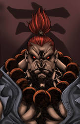 ::Ultamate Akuma-Colors-ME:: by IvyBeth