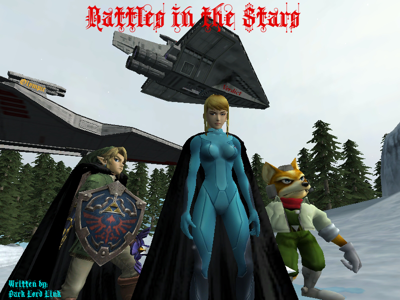 Battles in the Stars Title by The-Dark-Lord-Link