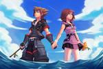 Kingdom Hearts 3 Fanart