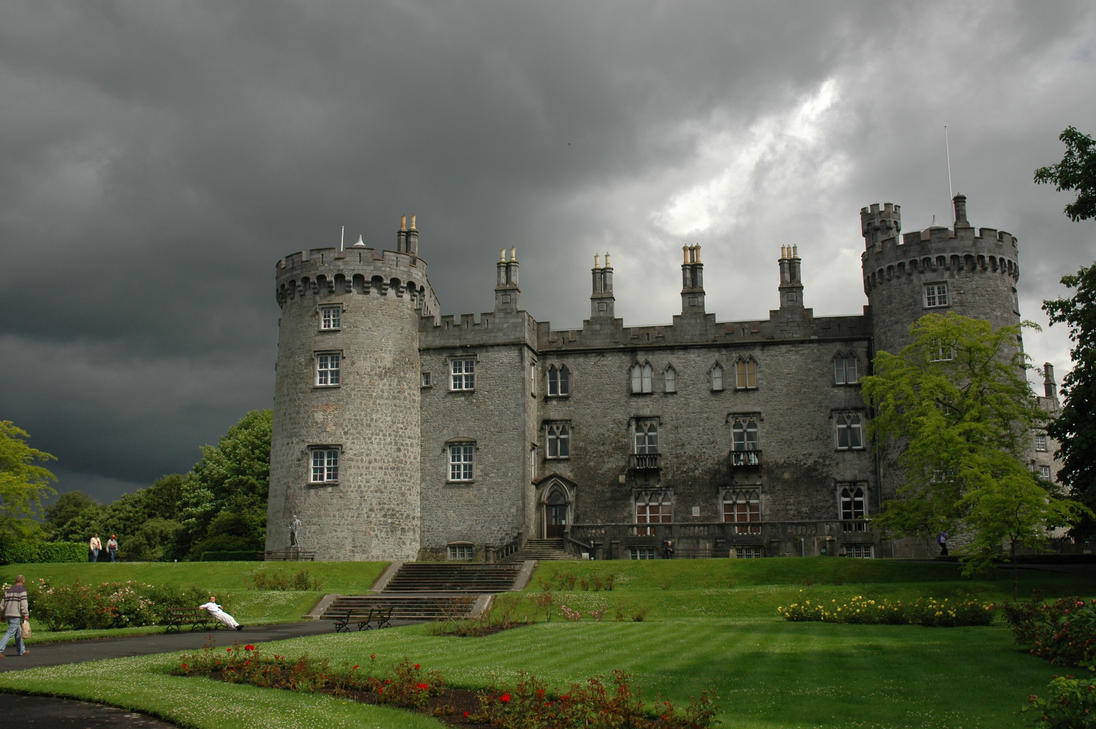 Quotes About Castles Local Life At Kilkenny Castlecelticdane On Deviantart