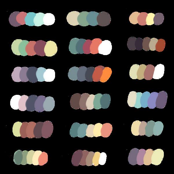 Freetouse Colour Palette Dexikon Deviantart