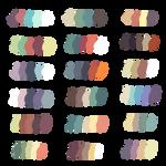 FreeToUse - Colour Palette!