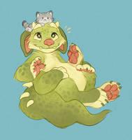 Monster Friend by dexikon