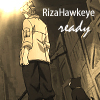 Riza Hawkeye - ready - Icon by TheRiverAlchemist