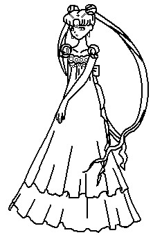 anime vampire girl coloring pages - Anime Vampire Girl Coloring Pages