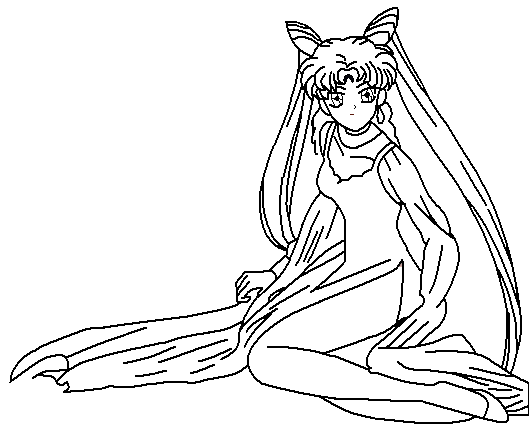 anime vampire princess coloring pages coloring pages