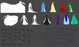 SSMU Dress Template NEW