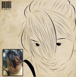 Line Art by Eisenheart 02 by eisenheart