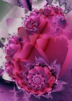 Rosa  centifolia by GrannyOgg