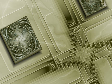 Gnarled Tiles