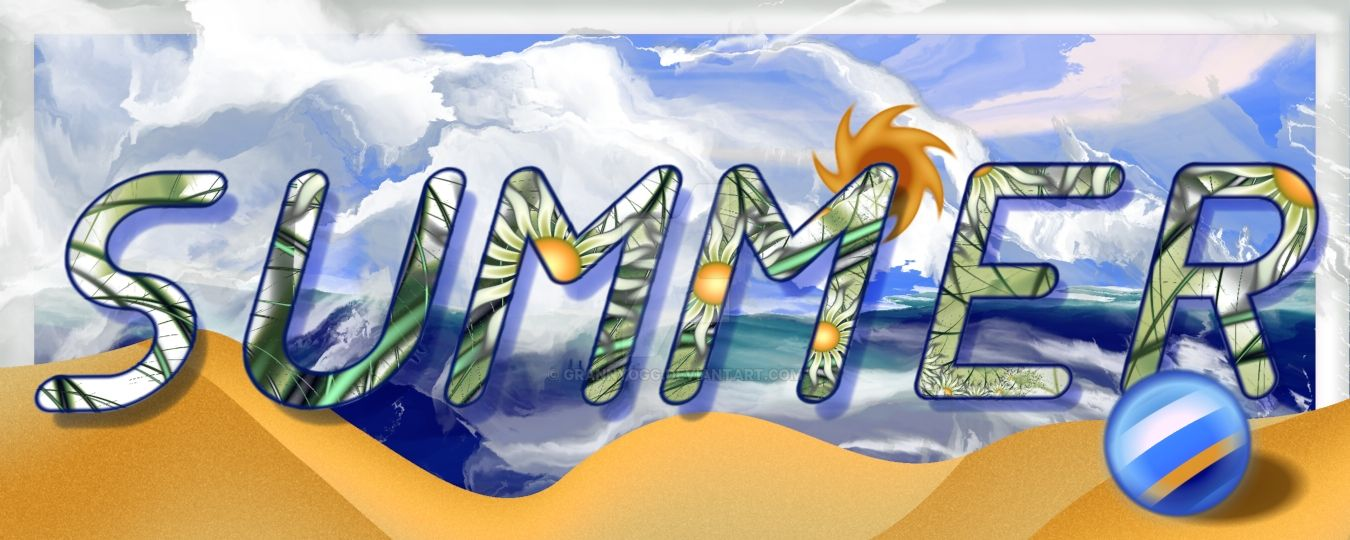Summer by GrannyOgg