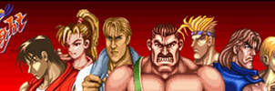 final fight team by crowbrandon