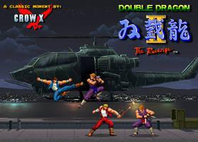 double dragon 2 ninjas