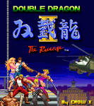 double dragon 2 cover