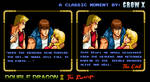 DOUBLE DRAGON 2 ENDING
