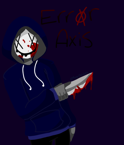 Error Axis CP by InkSansPaints