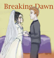 breaking dawn - wedding by Griselibiris