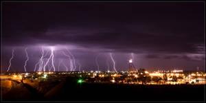 electric city by Bootscrub