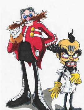 Evil Genius Duo